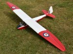 Scale Day - Bob Flook's Slingsby T.21