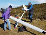 Will it fly. Pat Teakle casts and expert eye over Bob's ASW17